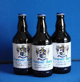Forver Bury Beer Bottles